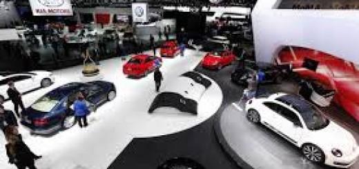 Международный автосалон в США