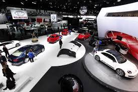 Международный автосалон