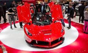 Ferrari LaFerrari технические характеристики суперкара