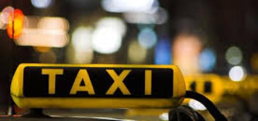 Такси будут ездить по выделенной полосе