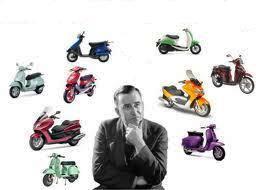 Права на мопеды и скутеры теперь нужны для любого возраста