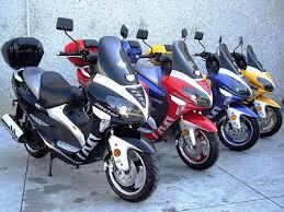 Как выбрать скутер китаец