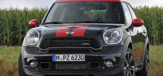 Mini john cooper works три варианта: Interior Package, Exterior, Chili