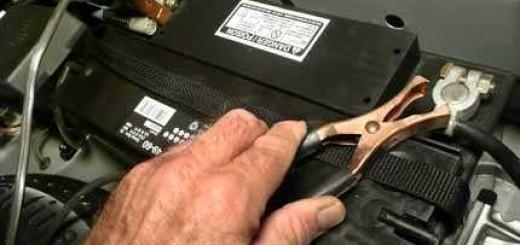 Восстановление аккумуляторной батареи автомобиля своими руками