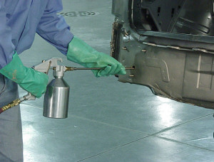 Антикоррозийная обработка автомобиля своими руками, защита от коррозии