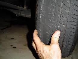 Как определить износ шин, способы определения износа шин