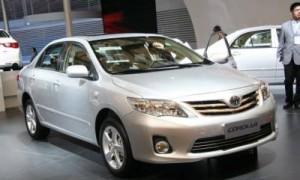 Toyota в Китае