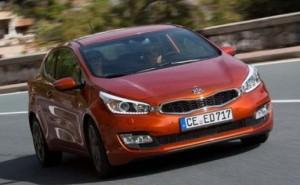 Kia Pro Ceed технические характеристики