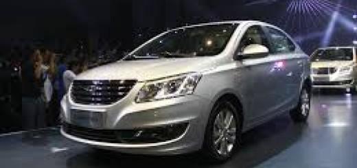 Тест-Драйв Chery Fora - технические характеристики автомобиля