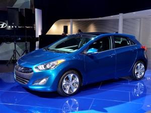 Hyundai Elantra хэтчбек шокировала обновленной версией модели