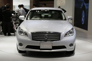 Nissan Fuga (Ниссан Фуга): потрясающий внешний вид