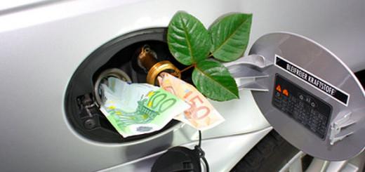 Зимний расход топлива автомобиля, что может влиять на увеличение расхода