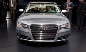 Audi A8 технические характеристики