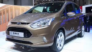 Ford B-MAX технические характеристики