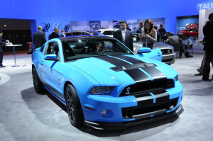 Ford Shelby GT-500 характеристики