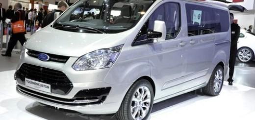 Ford Transit Tourneo Custom описание нового автомобиля