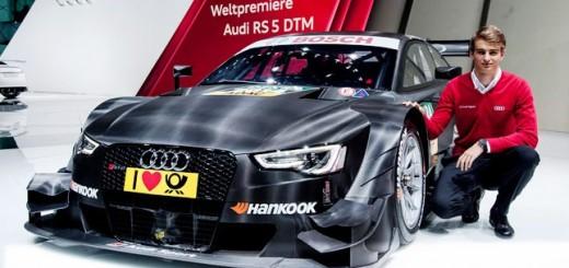 Audi RS5 технические характеристики - Женевский автосалон 2014