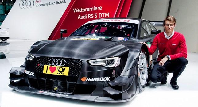 Audi RS5 технические характеристики - Женевский автосалон
