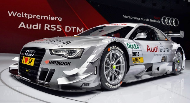 Audi RS5 2013 технические характеристики