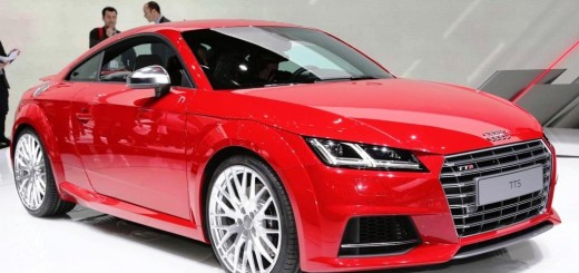 Audi TTS 2014 - технические характеристики нового купе в Женеве