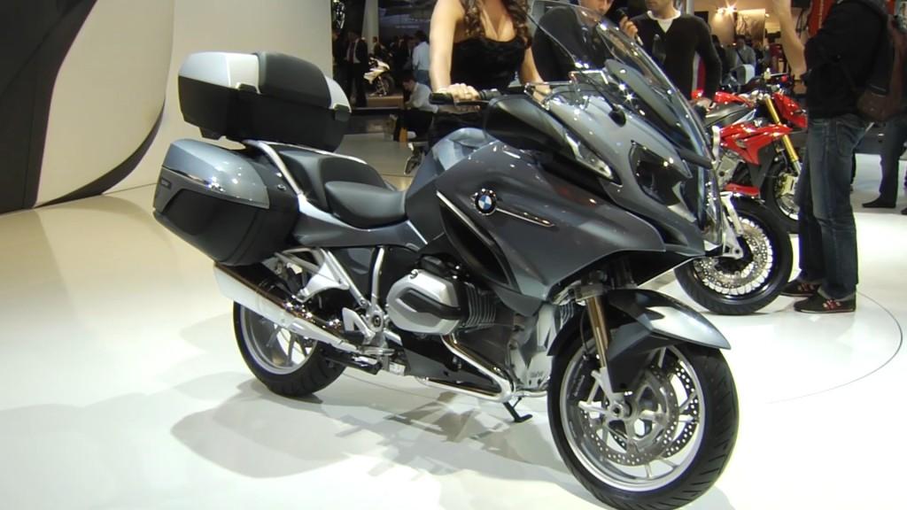 BMW R 1200 RT мотоцикл нового поколения