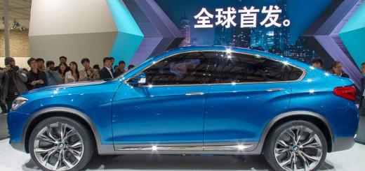 Технические характеристики BMW X4 - немецкий внедорожник