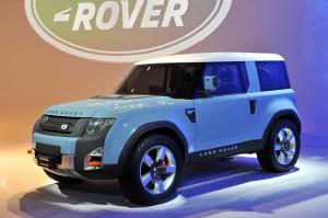Land Rover Defender технические характеристики настоящего вездехода