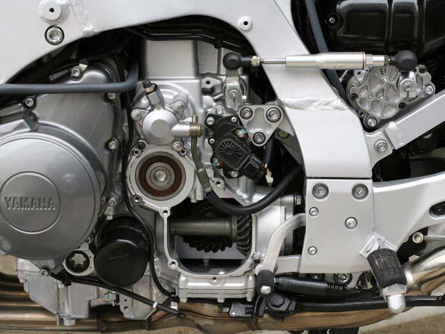 Yamaha FJR 1300 2014