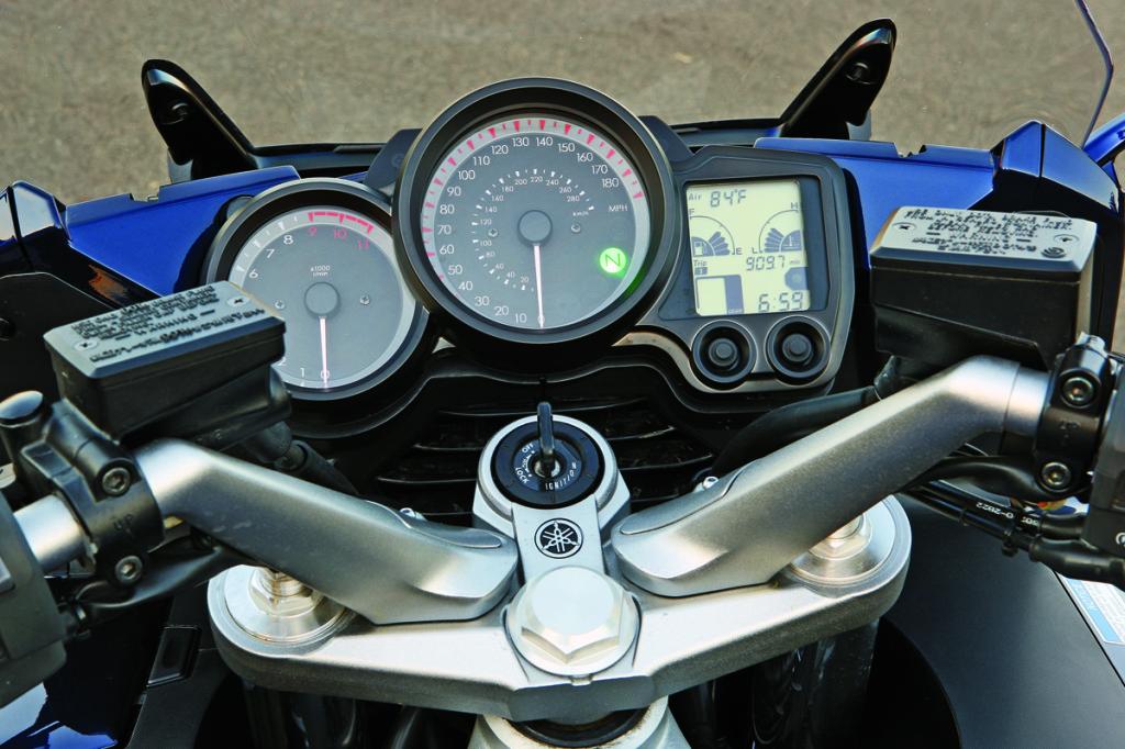 Yamaha FJR 1300 отзывы