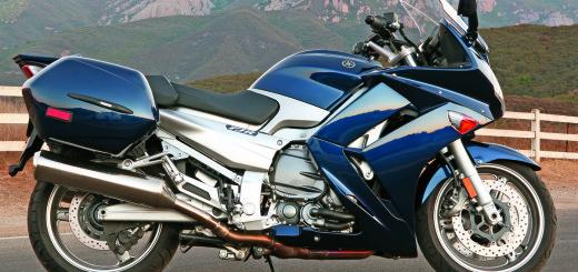 Yamaha FJR 1300 технические характеристики - тест нового мотоцикла