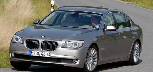 BMW 7 тест-драйв популярного немецкого автомобиля