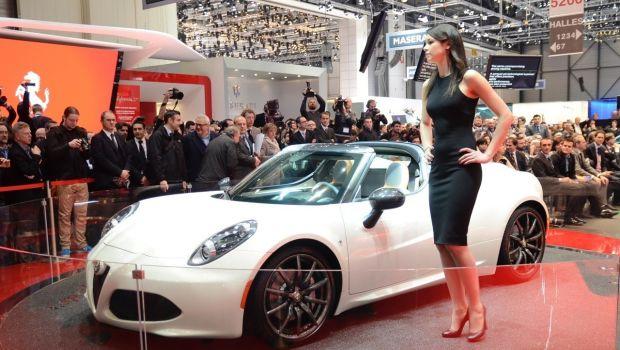 Alfa Romeo 4C Spider технические характеристики автообиля