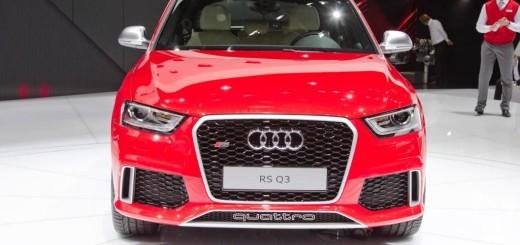 Audi RS Q3 2014 - технические характеристики - Женева