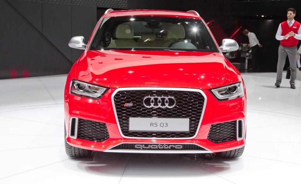 Audi RS Q3 - технические характеристики - Женева