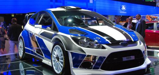 Ford Fiesta - технические характеристики