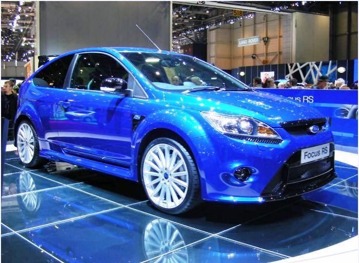 Ford Focus 2 RS технические характеристики