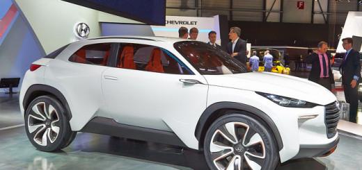 Hyundai Intrado concept 2014 видео с Женевского автошоу