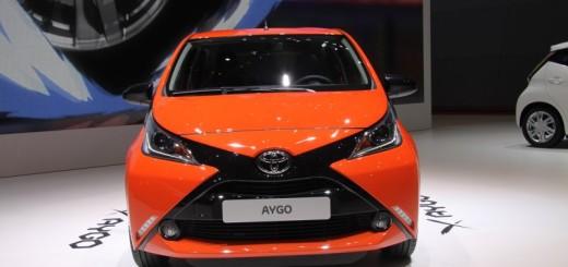 Toyota AYGO технические характеристики - Женевское автошоу 2014