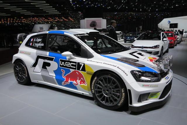 Volkswagen Polo технические характеристики - Женевское автошоу 2014