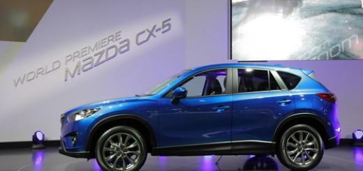 Mazda CX 5 технические характеристики и описание внедорожника