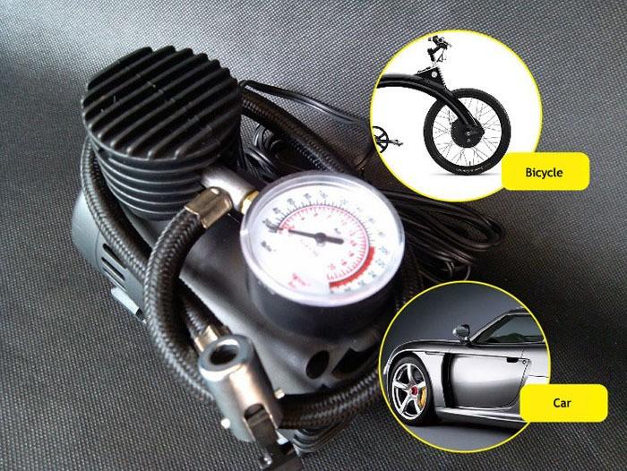 Компрессор для подкачки шин автомобиля