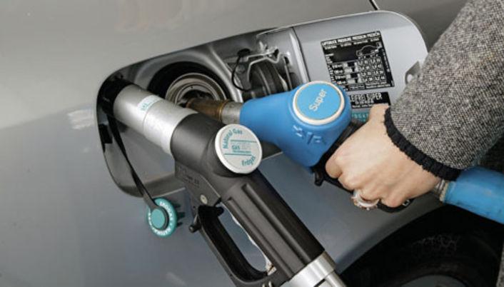Альтернативное топливо для автомобиля: природный газ