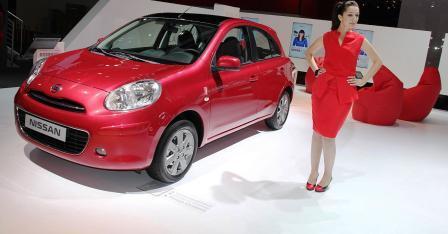 Женский Nissan Micra