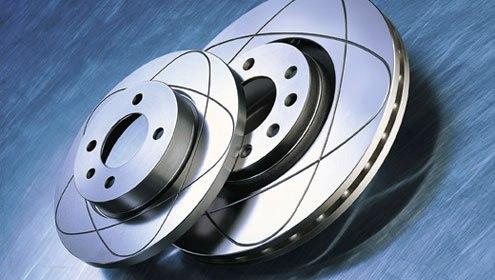 Тормозные диски для Форд, чугунные и карбоновые