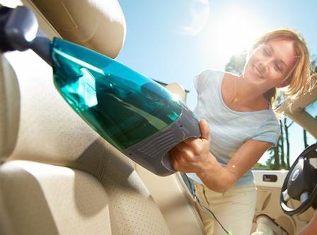 Как выбрать автомобильный пылесос? Критерии выбора лучшего автопылесоса
