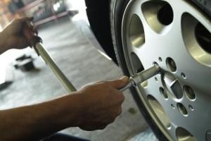 Перестановка шин на автомобиле по схеме с инструкцией
