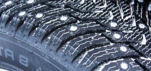 Шиповка шин своими руками на зимнем автомобильном колесе