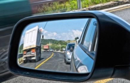 Регулировка зеркал заднего вида на автомобиле - контроль мертвой зоны