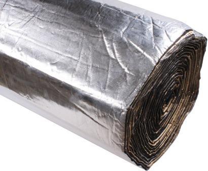 Какие материалы требуются для установки шумоизоляции