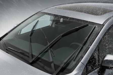 Что такое датчик дождя в автомобиле